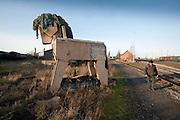 GHENT, BELGIUM - 19/12/2008 - CORPORATE, Port of Ghent ©Christophe Vander Eecken