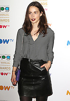 Heida Reed, Broadcasting Press Guild 42nd Annual Television & Radio Awards, Theatre Royal Drury Lane, London UK, 11 March 2016, Photo by Brett D. Cove