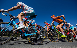 GENIETS Kevin during the Men Under 23 Road Race 179.9km Race from Kufstein to Innsbruck 582m at the 91st UCI Road World Championships 2018 / RR / RWC / on September 28, 2018 in Innsbruck, Austria.  Photo by Vid Ponikvar / Sportida