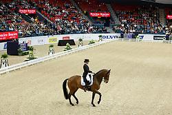 Krinke-Susmelj Marcela, (SUI), Smeyers Molberg<br /> Grand Prix<br /> Reem Acra FEI World Cup Dressage - Goteborg 2016<br /> © Hippo Foto - Dirk Caremans<br /> 25/03/16