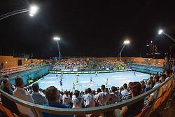 View of arena during handball match between RK Celje Pivovarna Lasso and RD Koper 2013 of Super Cup 2016, on August 27, 2016 in SRC Marina, Portoroz / Portorose, Slovenia. Photo by Matic Klansek Velej / Sportida