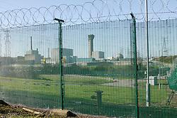 Sellafield nuclear power station; Cumbria,