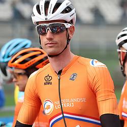 27-09-2020: wielrennen: WK weg mannen: Imola <br />Pieter Weening