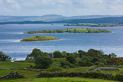 View to Lough Corrib, County Galway, Ireland