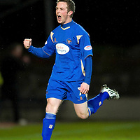 St Johnstone FC March 2010