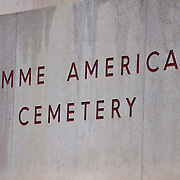 Somme American Cemetery & Bellicourt Monument