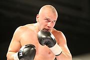 Boxing: Cruiserweight, WBO European Championship, Nuri Seferi (ALB) - Tamas Lodi (HUN), Hamburg, 16.05.2014<br /> Tamas Lodi (HUN)<br /> ©Torsten Helmke