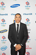 British artistic gymnast Joe Fraser during Team GB's annual ball at Old Billingsgate on the 21st November 2019 in London in the United Kingdom.