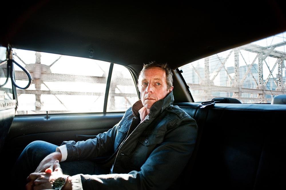 Willem Lust . Dutch correspondent . NYC