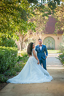 Just married at the Maples in Woodland, CA. Wedding photography by Kristina Cilia of Vacaville, CA. Planning and Florals by Paradise Parkway event planner.