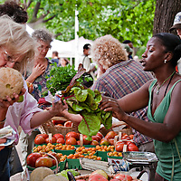 Farmers Markets: The People