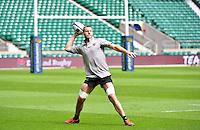 Ali WILLIAMS - 01.05.2015 - Captains' Run de Toulon avant la finale - European Rugby Champions Cup -Twickenham -Londres<br /> Photo : David Winter / Icon Sport