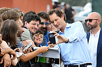 John Elkann <br /> Villar Perosa 12-08-2018 Friendly Match - Amichevole Juventus A Vs Juventus B foto OnePlusNine/Insidefoto