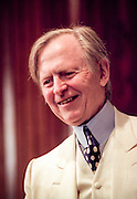 Author Tom Wolfe discusses his new book A Man in Full November 15, 1998 in Washington, DC.