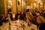 SAM LEITH; VALERIE GROVE; TREVOR GROVE. Colman Getty PEN QUIZ 2008, Cafe Royal. London. 24 November 2008 *** Local Caption *** -DO NOT ARCHIVE -Copyright Photograph by Dafydd Jones. 248 Clapham Rd. London SW9 0PZ. Tel 0207 820 0771. www.dafjones.com