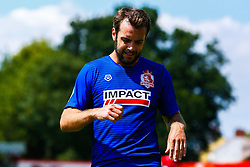 Craig King of Alfreton Town - Mandatory by-line: Ryan Crockett/JMP - 07/07/2018 - FOOTBALL - North Street, Alfreton - Alfreton, England - Alfreton Town v Doncaster Rovers - Pre-season friendly