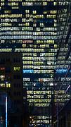 Wieżowce w centrum Warszawy, Polska<br /> Skyscrapers in the center of Warsaw, Poland