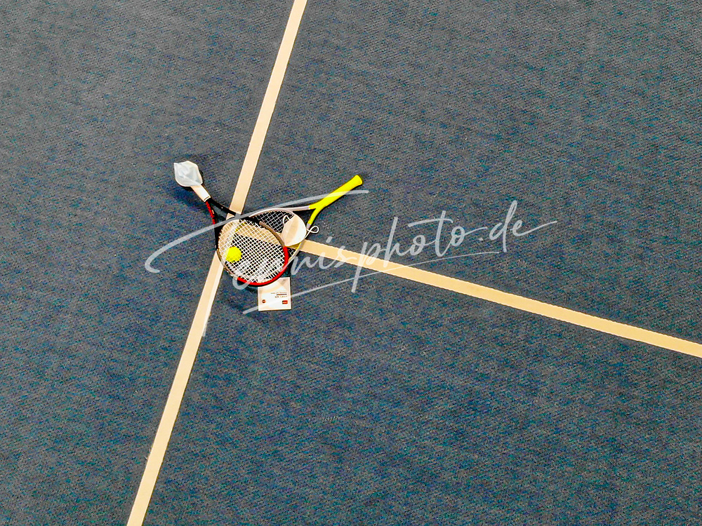 2. Lockdown und weiter kein Tennis in den Hallen erlaubt, Foto: Mathias Schulz