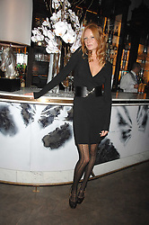 OLIVIA INGE at a party to promote The Landau at The Langham, Portland Place, London W1 on 7th February 2008.<br /><br />NON EXCLUSIVE - WORLD RIGHTS