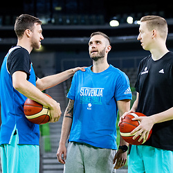 20210614: SLO, Basketball - First practice of team Slovenia before qualifications for Oylmpic Games