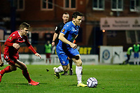 Connor Jennings. Stockport County FC 2-0 Wrexham FC. Vanarama National League. 28.12.20