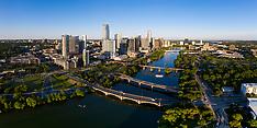 Austin By Drone