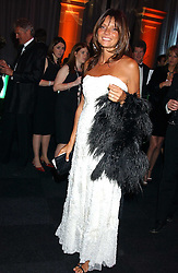 COUNTESS DEBONAIRE VON BISMARCK  at the Conservative Party's Black & White Ball held at Old Billingsgate, 16 Lower Thames Street, London EC3 on 8th February 2006.<br />