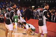 DESCRIZIONE : Milano Eurolega 2011-12 EA7 Emporio Armani Milano Panathinaikos Atene<br /> GIOCATORE : Ioannis Bourousis Antonis Fotsis<br /> CATEGORIA : before<br /> SQUADRA : EA7 Emporio Armani Milano <br /> EVENTO : Eurolega 2011-2012<br /> GARA : EA7 Emporio Armani Milano Panathinaikos Atene<br /> DATA : 19/01/2012<br /> SPORT : Pallacanestro <br /> AUTORE : Agenzia Ciamillo-Castoria/M.Marchi<br /> Galleria : Eurolega 2011-2012<br /> Fotonotizia : Milano Eurolega 2011-12 EA7 Emporio Armani Milano Panathinaikos Atene<br /> Predefinita :