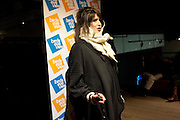 IMOGEN HEAP  BIRDS EYE VIEW INTERNATIONAL WOMEN'S DAY  RECEPTION, BFI Southbank. London. 8 March 2012.