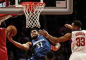 Basketball: 20170119 LA Clippers vs Minnessota Timberwolves