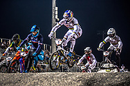 #1 (VAN GENDT Twan) NED [Oegema, 100%, Redbull] at Round 7 of the 2019 UCI BMX Supercross World Cup in Rock Hill, USA