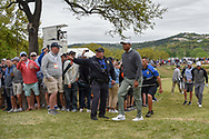 Tiger Woods (USA) heads to the tee on 12 during day 4 of the WGC Dell Match Play, at the Austin Country Club, Austin, Texas, USA. 3/30/2019.<br /> Picture: Golffile | Ken Murray<br /> <br /> <br /> All photo usage must carry mandatory copyright credit (© Golffile | Ken Murray)