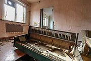A flipped upside down piano is seen in the Rubbles of an abandoned house that is left by the Spitak Earthquake which struck 33 years ago. On Sunday, Jan 16, 2021, I visited the city which lies close to the epicentre of 1988 devastating Armenia quake, some 100 km (62 miles) north of the capital Yerevan. Spitak was entirely destroyed during the devastating earthquake, which is now rebuilt in a slightly different location. The earthquake that devastated Armenia in December 1988 killed 25,000 people and leaving half a million homeless. Like the tsunami that devastated southern Asia 16 years later, it focused the world's sympathy for unspeakable suffering and unleashed an outpouring of aid. (Photo/ Vudi Xhymshiti)