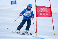 GSC Gus Pitou memorial giant slalom race U12.  ©2018 Karen Bobotas Photographer