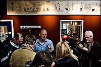 Fotball<br /> Danmark<br /> 09.01.2006<br /> Foto: Polfoto/Digitalsport<br /> NORWAY ONLY<br /> <br /> Ståle Solbakken tilbragte mandag en del af sin første arbejdsdag som cheftræner for FC København med at tale med journalister. Sportsligt trakterede nordmanden med en løbetur rundt om Damhussøen for FCK-spillerne.