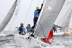 , Kiel - Kieler Woche 17. - 25.06.2017, J - 80 - GER 1424 - Ja Schatz - Ulf PLEßMANN - Altländer Yachtclub e. V