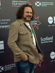 Premiere of Eaten by Lions directed by Jason Wingard at the Edinburgh International Film Festival<br /> <br /> Pictured: Jason Wingard