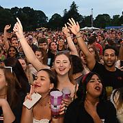 Kew the Music 2019 on 10 July 2019, London, UK.