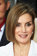 050815 Queen Letizia attends the Commemoration of the World Day of Red Cross and Red Crescent