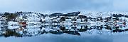 Idyll at Reitane, nearby Flusund, Herøy, Norway | Idyll på Reitave ved Flusund, Herøy, Norge