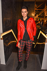 Wallis Day at a VIP private view of 21st Century Women held at Unit London, Hanover Square, London England. 03 October 2018.