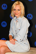 Kate Bosworth Press Conference, Sydney, Australia - 2nd Nov 2006.Kate Boswoth gives a press conference on behalf of Motorola [ Kate is Motorola's Spring Racing Carnival Ambassador for Derby Day].Pics Paul Lovelace .[ Total 24 Pictures].[Non Exclusive]