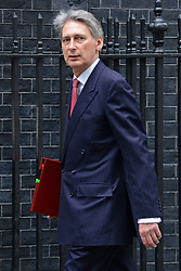 © Licensed to London News Pictures. 03/07/2012. Westminster, UK Secretary of State for Defence PHILIP HAMMOND. Politicians in Downing Street today 3rd July 2012. Photo credit : Stephen Simpson/LNP