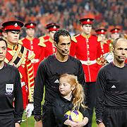 NLD/Amsterdam/20121114 - Vriendschappelijk duel Nederland - Duitsland, Pedro Proenca Oliveira Alves Garcia, Bertino Cunha Miranda, Jose Tiago Garcias Bolinhas Trigo