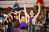 ED White HS Cadets - Denham Springs Show
