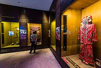 The Vietnam Museum of Ethnology, Hanoi, northern Vietnam. The museum offers insight into Vietnam's 54 ethnic minority groups.
