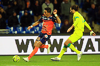 Lucas BARRIOS  - 24.01.2015 - Montpellier / Nantes  - 22eme journee de Ligue1<br />Photo : Nicolas Guyonnet / Icon Sport