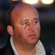 Xander de Buisonje in gevecht met fotograaf Reni van Maren Loosdrecht