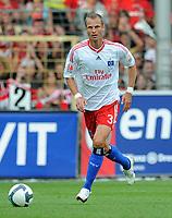 Fotball<br /> Tyskland<br /> Foto: Witters/Digitalsport<br /> NORWAY ONLY<br /> <br /> 09.08.2009<br /> <br /> David Rozehnal HSV<br /> Bundesliga Hamburger SV