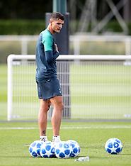 Tottenham Hotspur Training - 02 October 2018